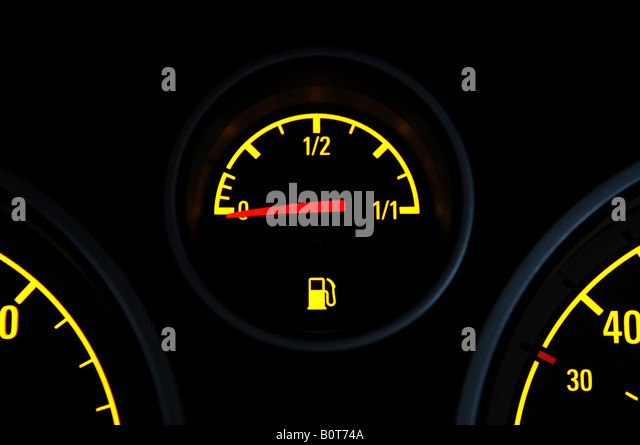 dashboard warning lights gages