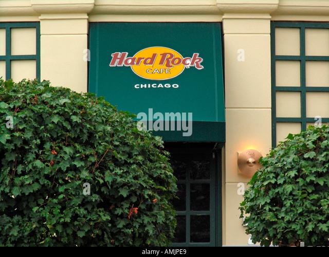 Chicago Mcdonalds Near Hard Rock Cafe
