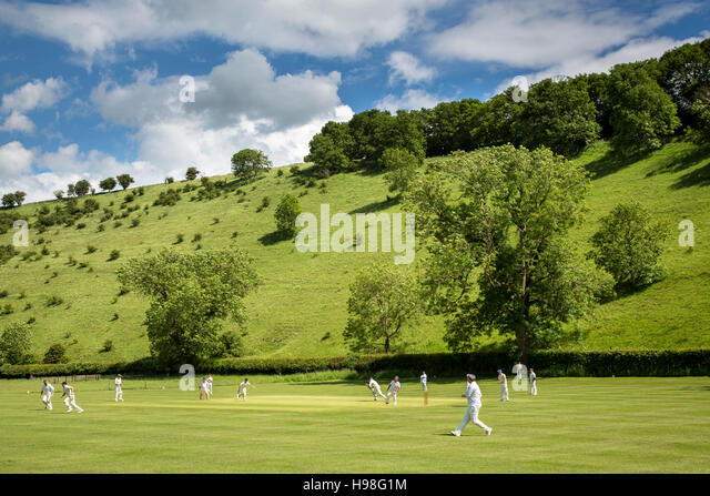 """a village cricket match A village cricket match a g macdonald's 'a village cricket match"""" is an extract from his satirical work – 'england their england' set against a background of an english small."""