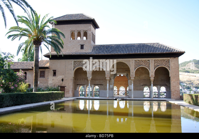 Casa real stock photos casa real stock images alamy for La casa de granada madrid
