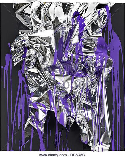 Untitled, 2010. Artist: Reyle, Anselm (*1970) - Stock Image