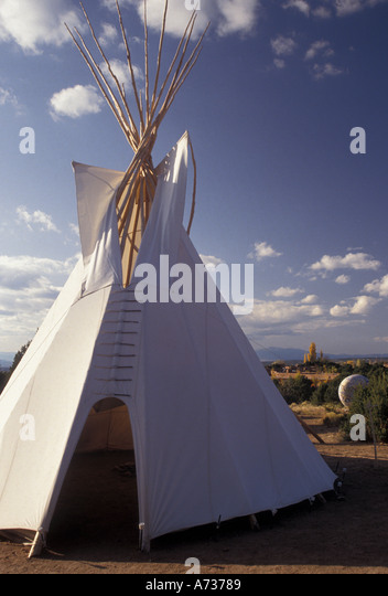 AJ3879, New Mexico, NM, Sante Fe - Stock Image