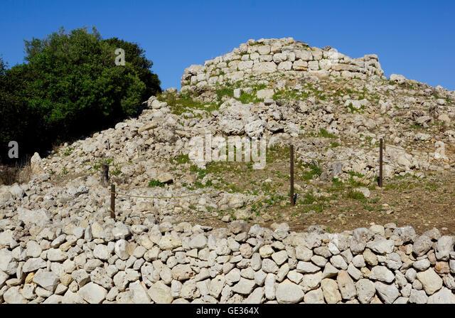 Torralba d'en Salort, Menorca - Stock Image