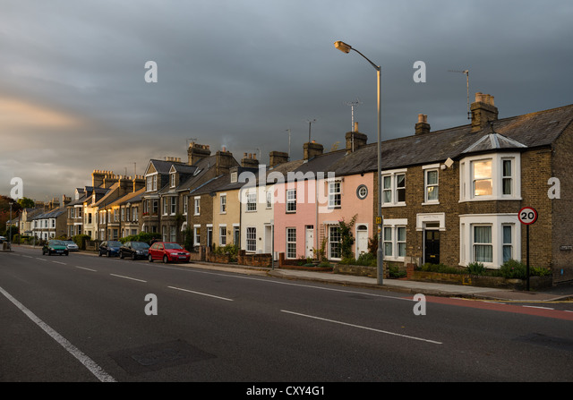Victorian Houses Cottages Uk Stock Photos Amp Victorian