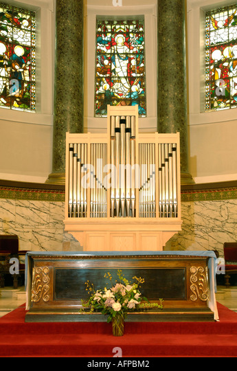 church organ - Stock-Bilder
