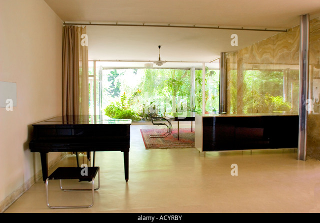 Mies Tugendhat House Dining Room