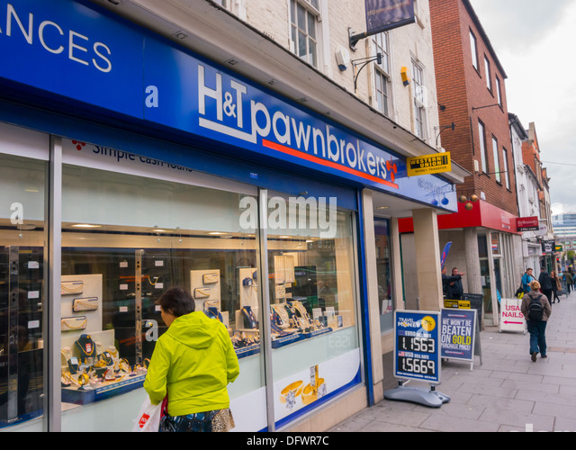 H and t pawnbrokers bromley