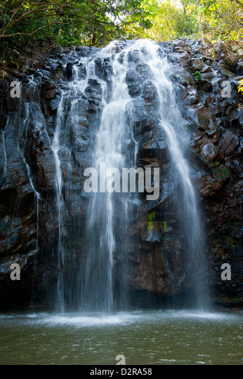 Ellinjaa Falls, Atherton Tablelands, Queensland, Australia, Pacific - Stock Image
