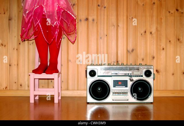 balett,dancing,elf costume - Stock Image