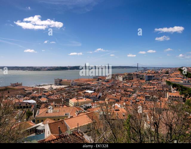 Lisbon, Portugal - Stock Image