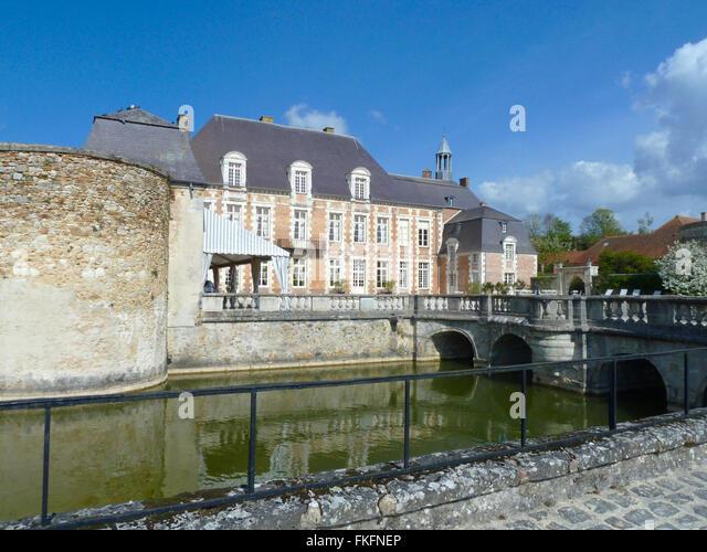 Moat Drawbridge
