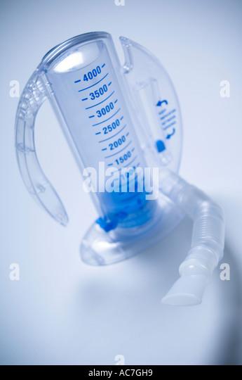 lung capacity machine