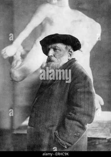 a biography of auguste rodin french sculptor Introduction to auguste rodin, french sculptor one of the most successful french artists during the 1880s, he received many commissions for public monuments born nov 12, 1840, died nov 17, 1917.