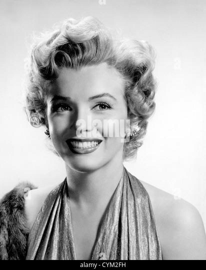 Marilyn Monroe 1952 We're Not Married! Director: Edmund Goulding - Stock Image