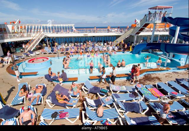 Carnival Cruise Boat Activities Photos  Punchaoscom