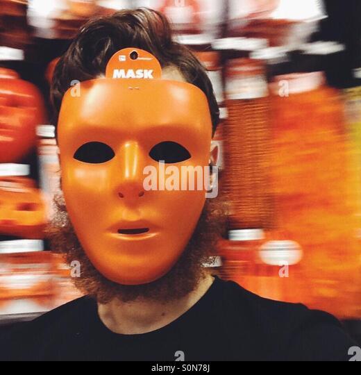 Mask - Stock Image
