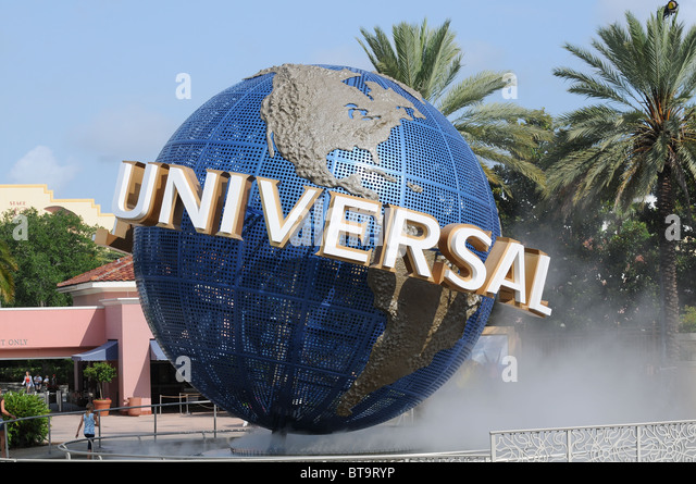 Universal Studio's Orlando Florida - Stock Image