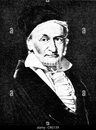 Johann carl fredrich gauss