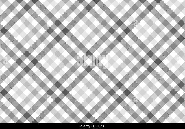 John Fashions Black And White Checkered
