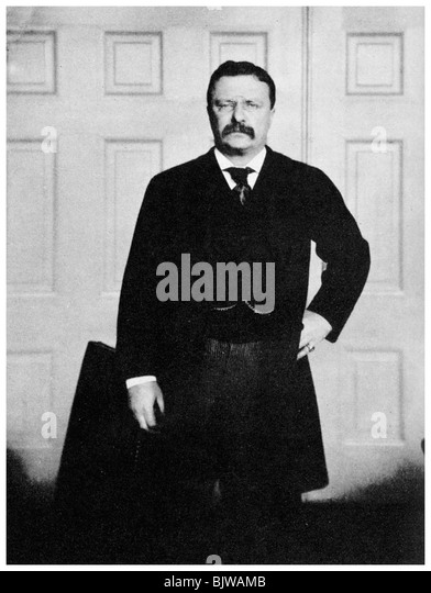 Biography of Theodore Roosevelt