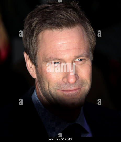 Aaron Eckhart Olympus Has Fallen Stock Photos & Aaron ...