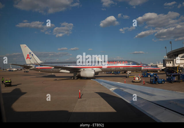 Dallas fort worth international airport texas american airlines