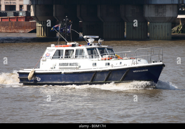 how to become a harbour master