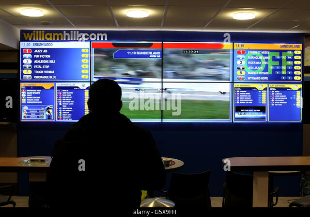 william hill bookmakers shops
