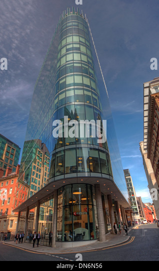 Manchester Kyrocera Office building England UK - Stock Image