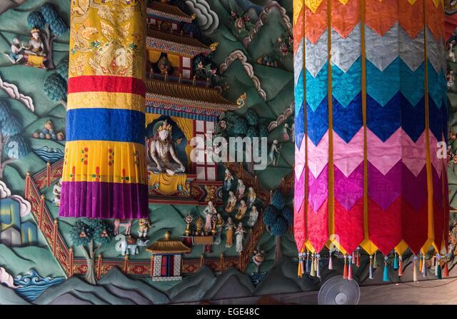 Bodgaya stock photos bodgaya stock images alamy for Mural hidupan laut
