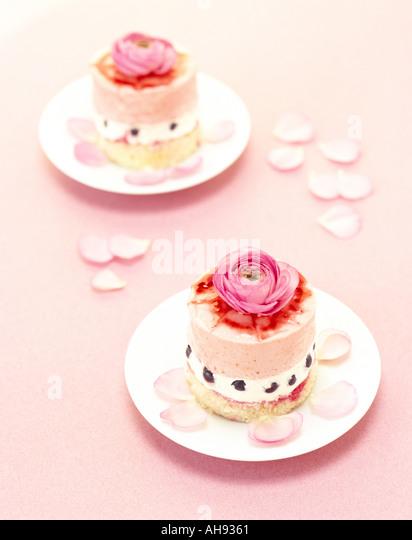 Wedding cakes - Stock Image