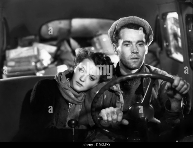 YOU ONLY LIVE ONCE 1937 Walter Wagner Productions film with Henry Fonda and Sylvia Sidney directed by Fritz Lang - Stock Image