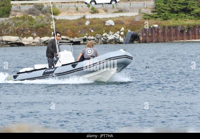 Water Splashing Boat Stock Photos Water Splashing Boat
