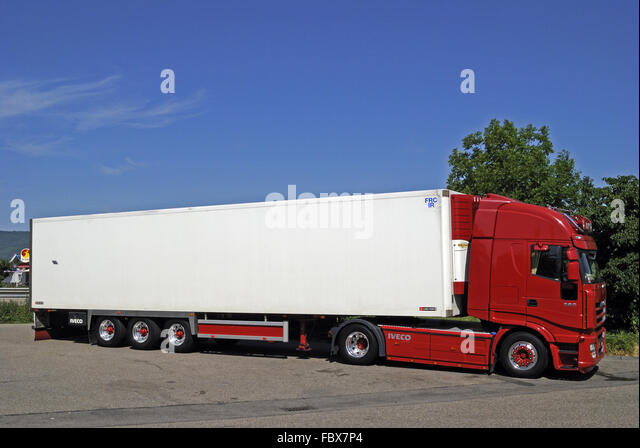 Artic Lorry Stock Photos & Artic Lorry Stock Images