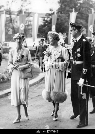 Emmy Goering, geb. Sonnemann - Stock-Bilder