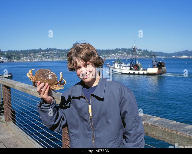 Crab fishing autos post for Crab fishing oregon