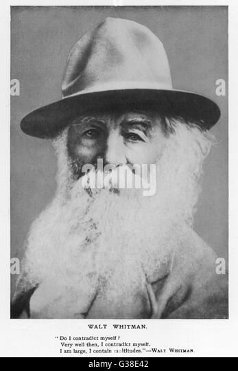 Walt Whitman life and biography