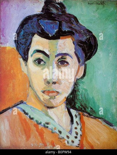 Madam Matisse - (the Green Line)