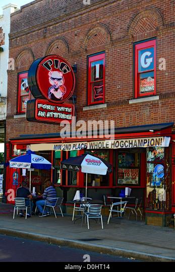 Cat House Cafe Memphis Tn