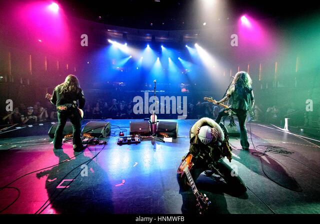 Th Heaven Band Tour