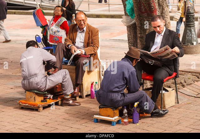 Bogota, Colombia, America - Stock Image