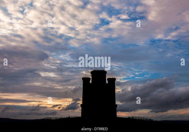 Paxtons Tower Llanarthne Carmarthenshire Wales Stock ... | 640 x 446 jpeg 57kB