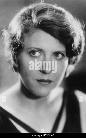 Ruth Chatterton (1893-1961), American actress, 20th century. - Stock Image