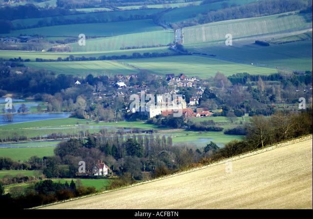 Roman Villa South West England