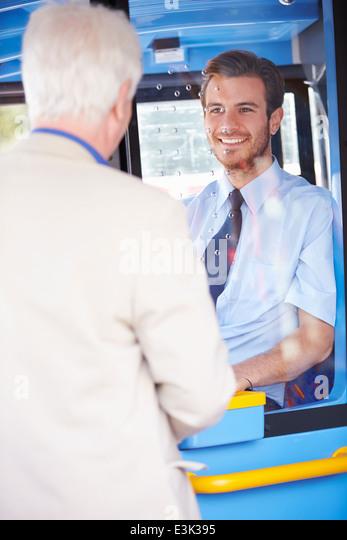 how to get a senior bus pass
