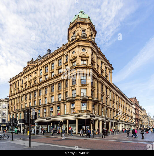 House Of Fraser Store Stock Photos & House Of Fraser Store