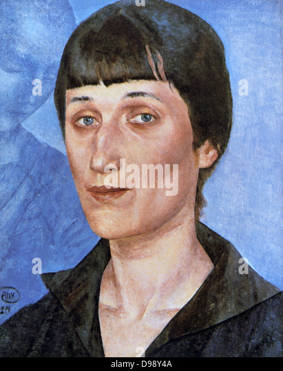 a biography of russian poet anna akhmatova Gumilyov and akhmatova married on april 25 on september 18, 1912, their child lev gumilyov was born he would become one of the most popular historians in russia dissatisfied with the vague mysticism of russian symbolism , then prevalent in the russian poetry,.