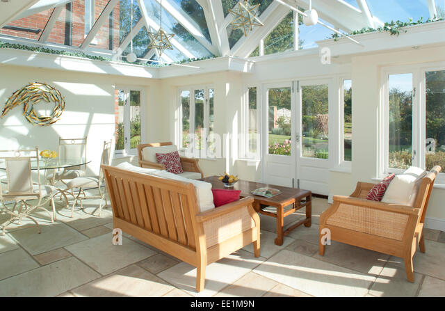 Conservatory Extension Stock Photos Conservatory Extension Stock Images Alamy