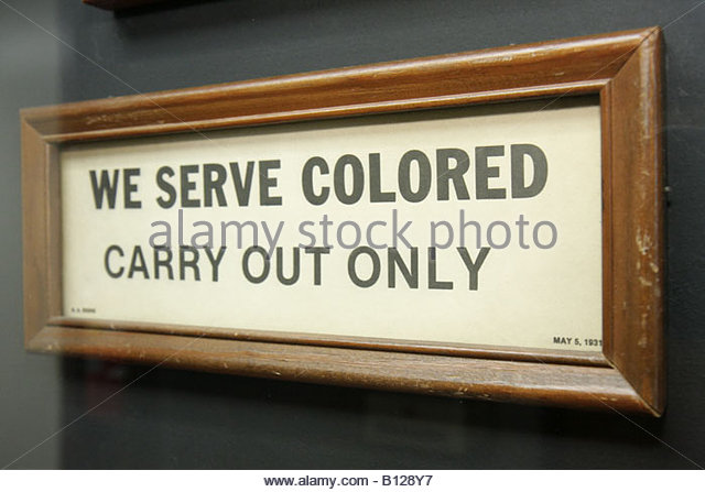 Selma Alabama National Voting Rights Museum and Institute Civil Rights Movement segregation Black History sign we - Stock Image
