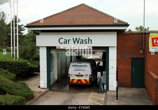 Arc Car Wash Bridgend